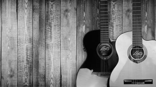 Gemakkelijk gitaarles kunnen volgen